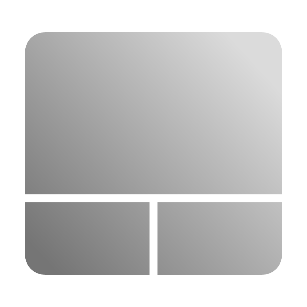 Touchpad Laptop Icon Clip Art at Clker.com.