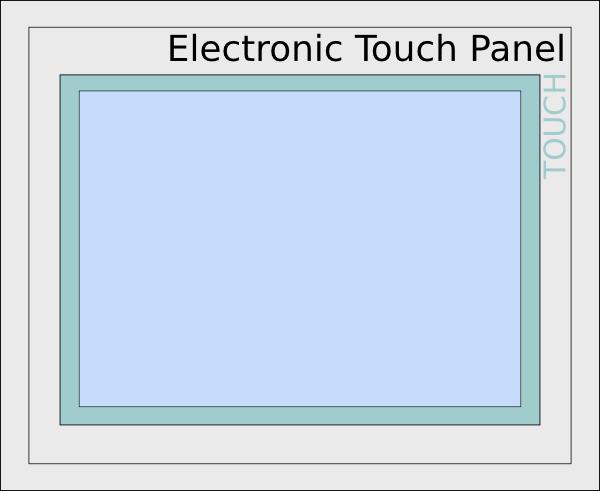 Touch Screen Clip Art at Clker.com.
