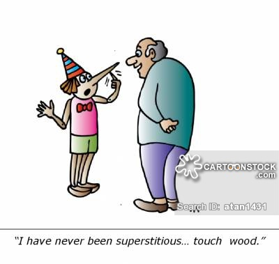 Touch Wood Cartoons and Comics.