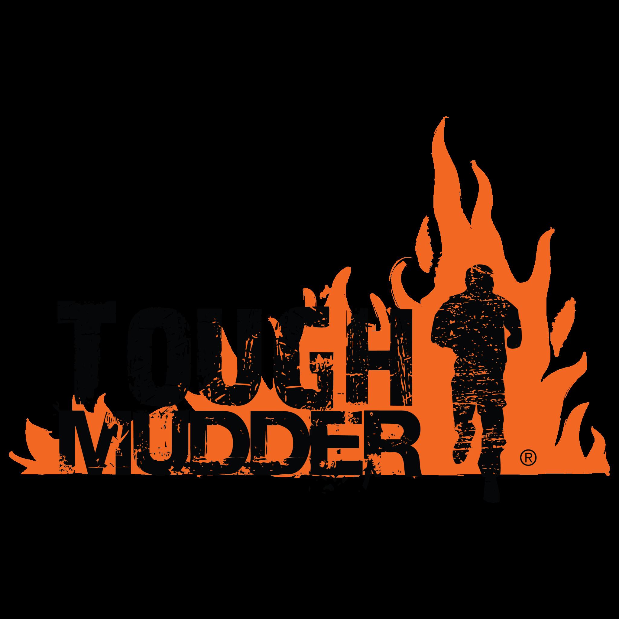 Tough mudder Logos.