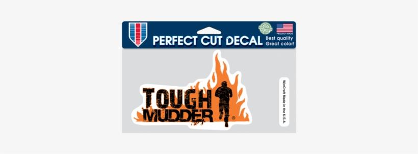 Tough Mudder Logo Png Tough Mudder Flames Tough.