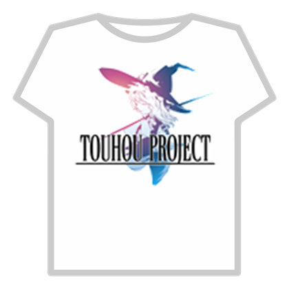 Touhou Project Logo.