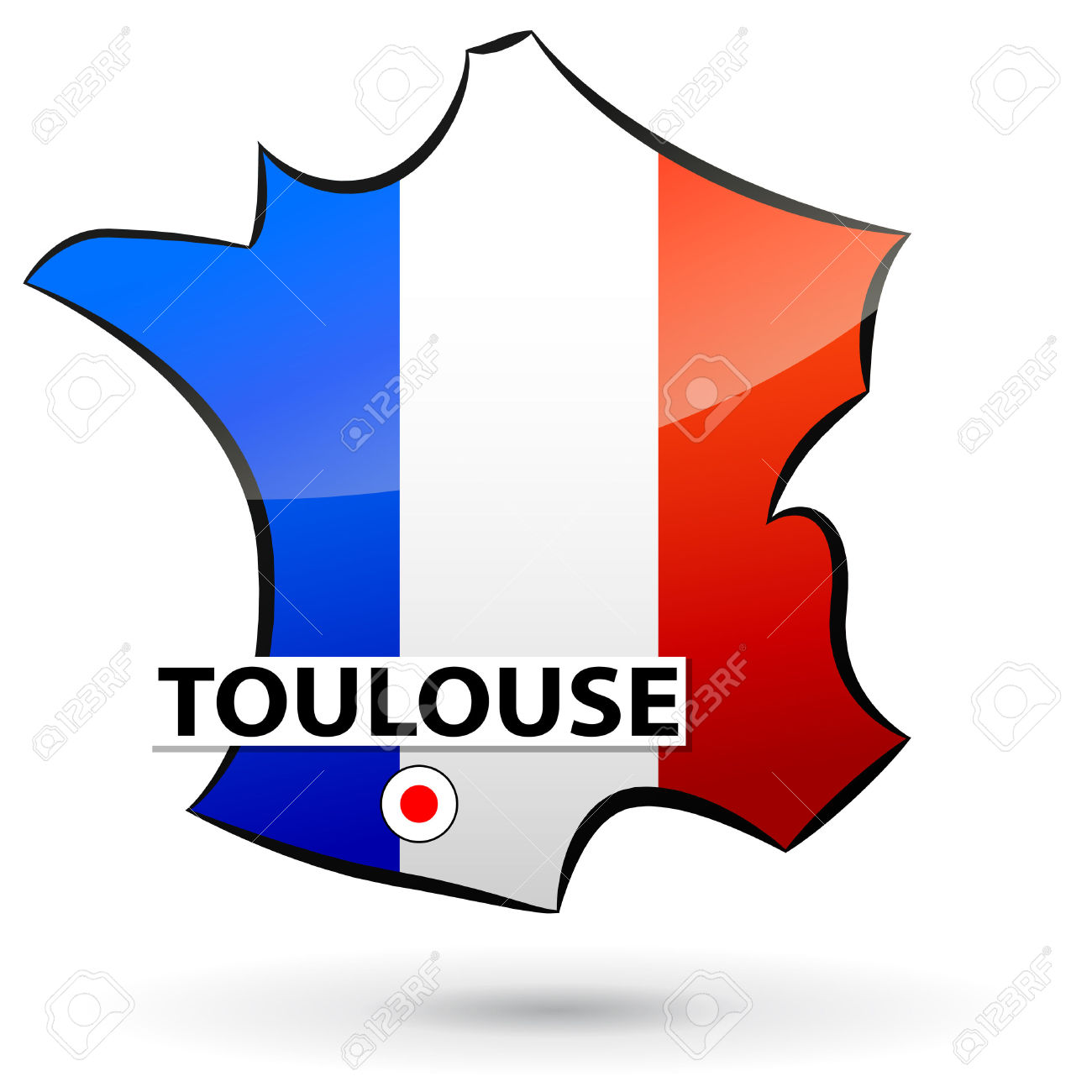 Clipart toulouse.
