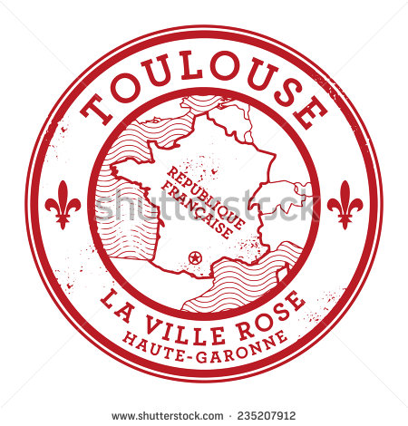 Toulouse Stock Photos, Royalty.