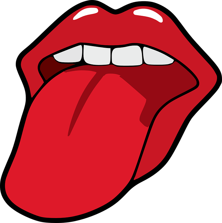 Tongue Mouth Clip art.