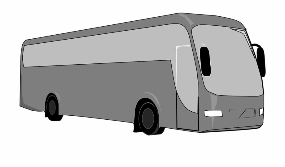 Coach Drawing Bus.