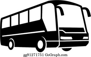 Bus Tour Clip Art.
