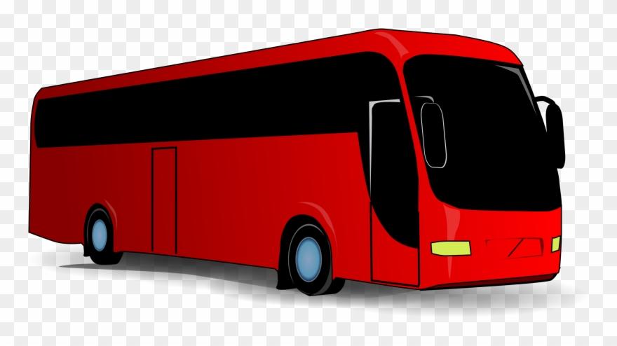 Bus Clipart Transparent Background Clipart.