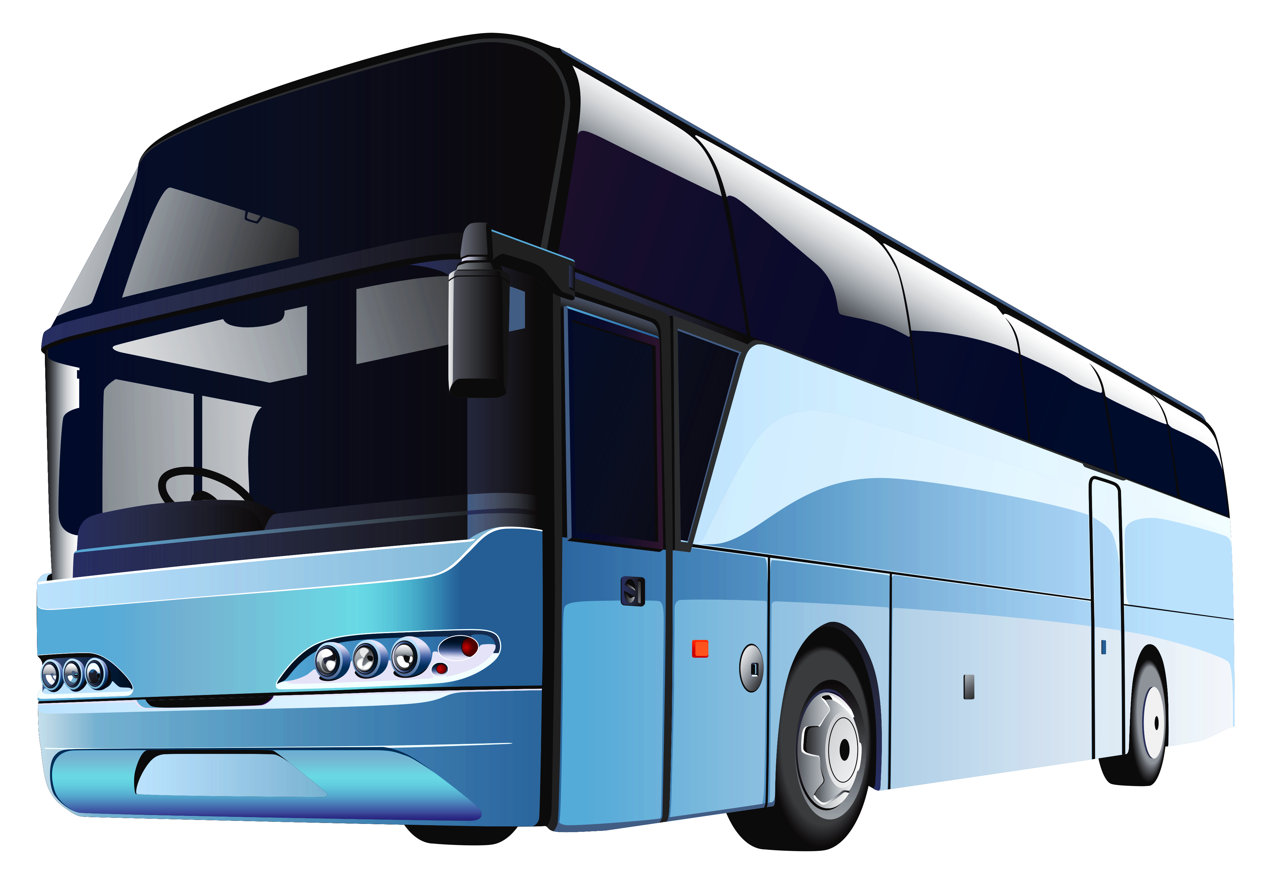 Tour bus clipart 8 » Clipart Station.