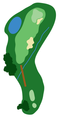 Rock Creek Golf Club.