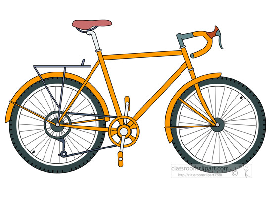 Bicycle : touring.