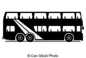 Tour bus Clipart and Stock Illustrations. 4,309 Tour bus vector.