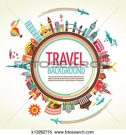 Tourism Clip Art Illustrations. 131,860 tourism clipart EPS vector.