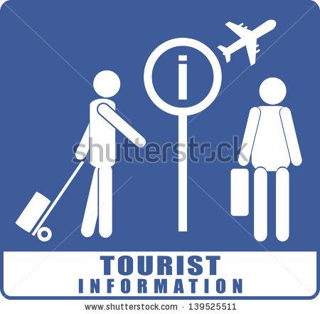 Tourist Information Stock Photos, Royalty.