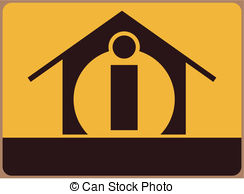 Vector Clip Art of Tourist information icons csp22657214.