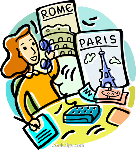Image Gallery of Tourist Office Clipart.