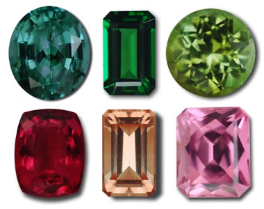 Tourmaline: Earth's most colorful mineral and gemstone.