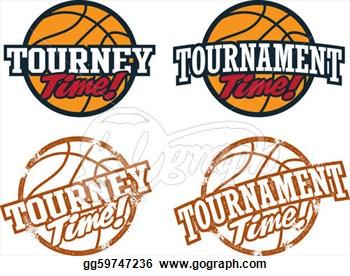 Clip Art Basketball Tournament.