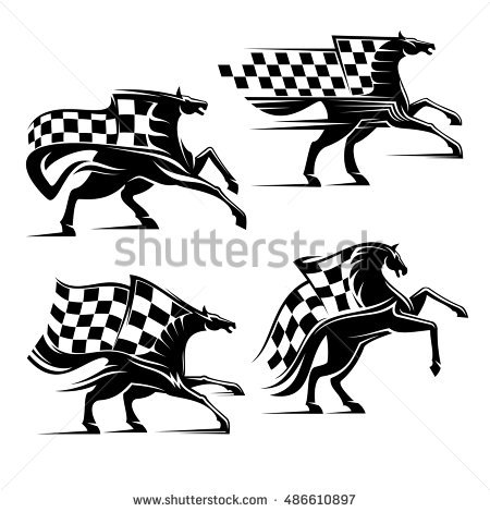 Tournament Horse Stock Photos, Royalty.