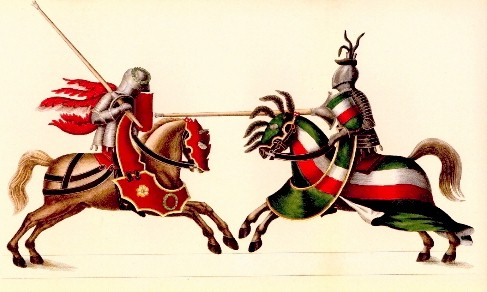Jousting and the Medieval Tournament.