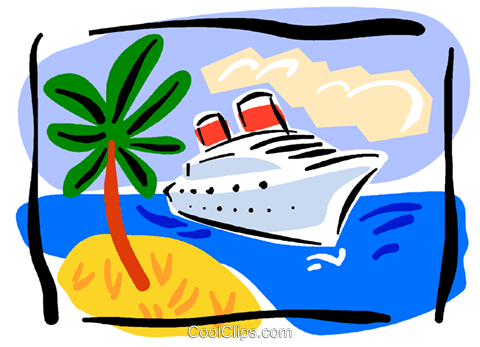 Clipart kreuzfahrtschiff.