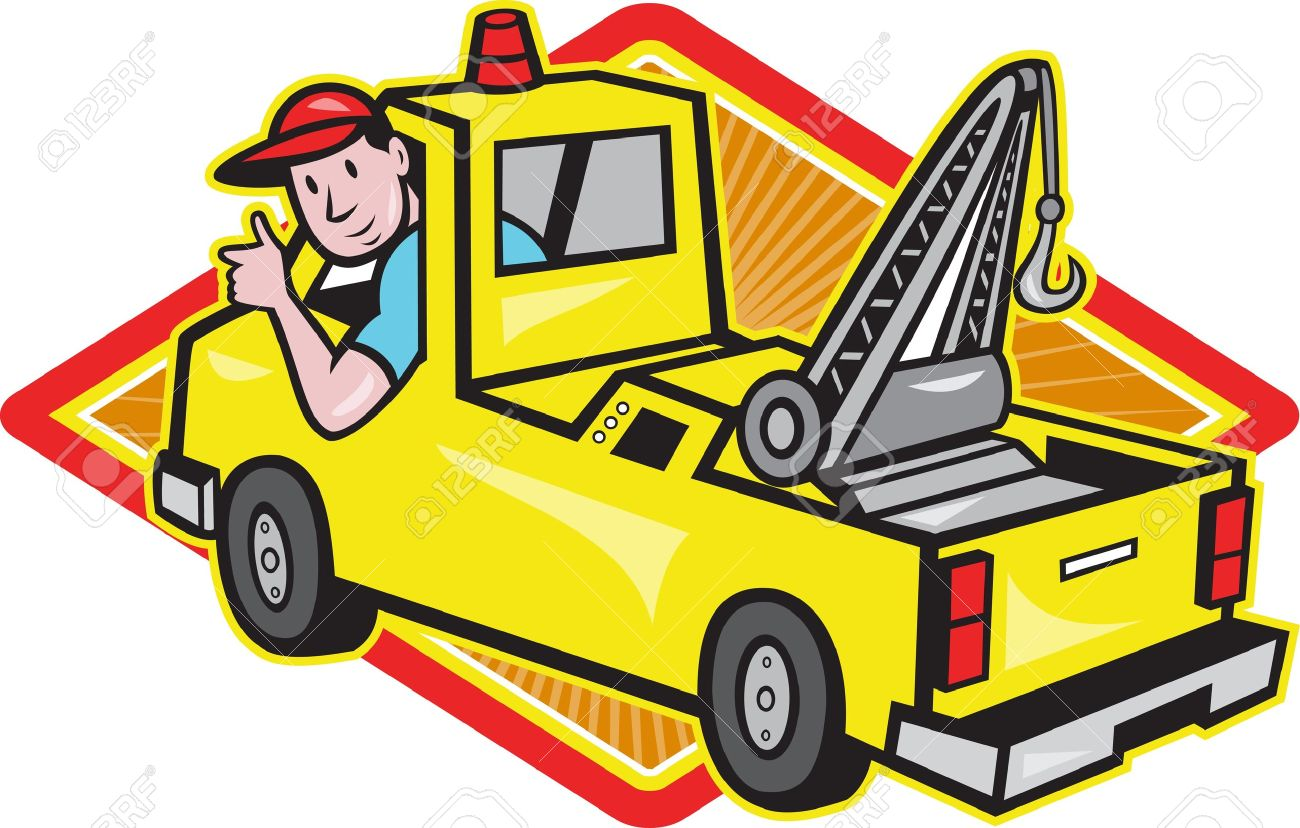 Tow Truck Driver Stock Photos Images. Royalty Free Tow Truck.