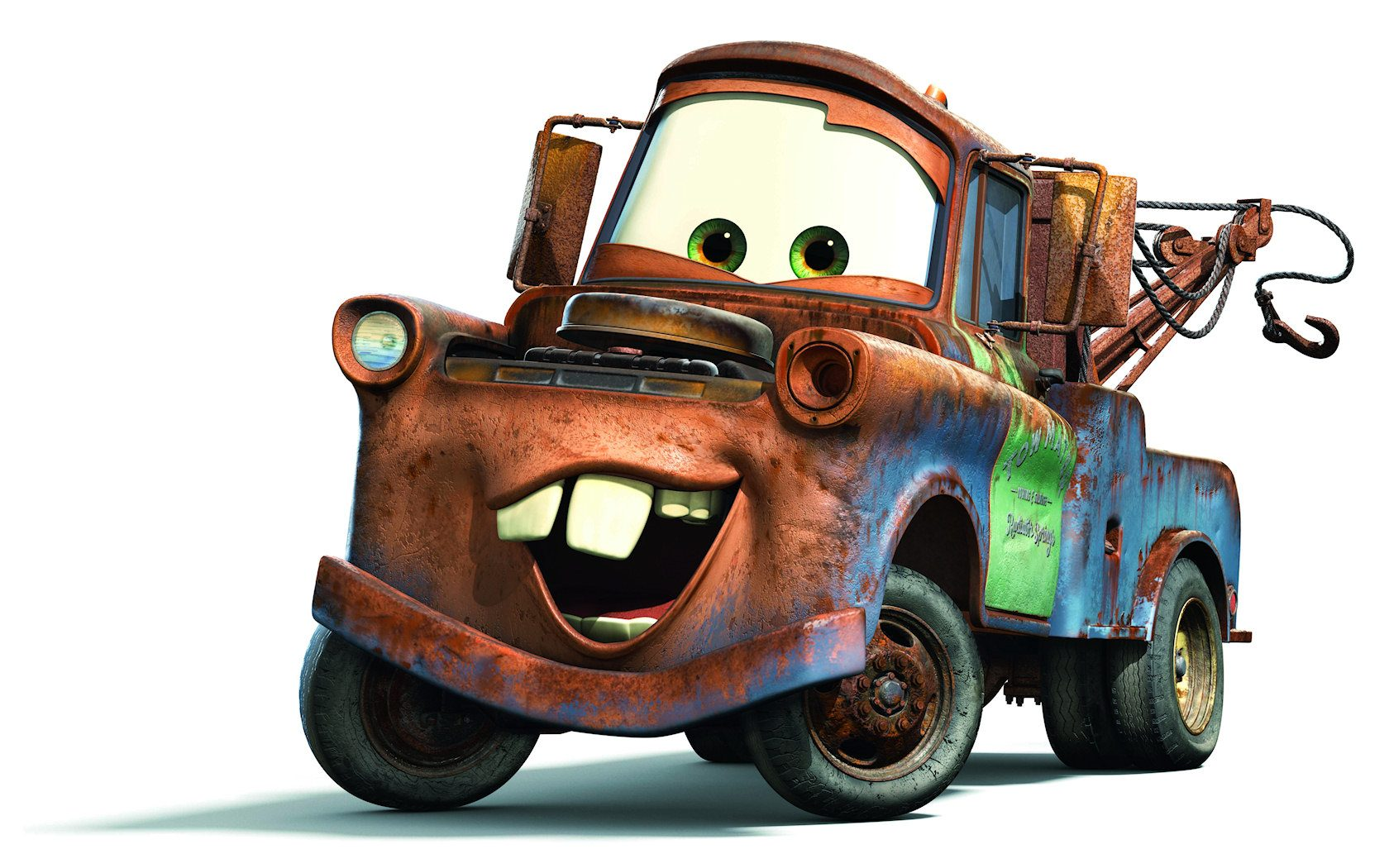 Disney Cars Mater Clipart.