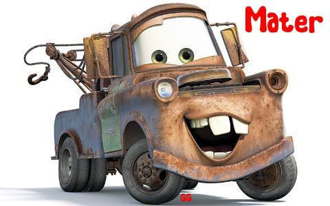 Tow Mater Clipart.