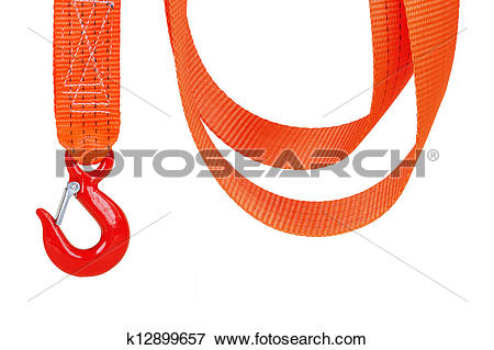 Picture of Tow rope k12899657.