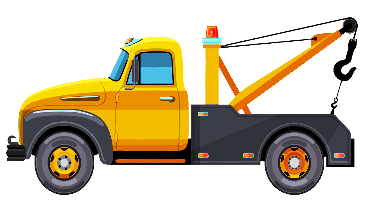 Tow Truck Images.