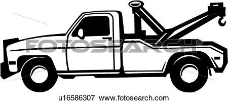 Tow truck Clipart EPS Images. 2,339 tow truck clip art vector.