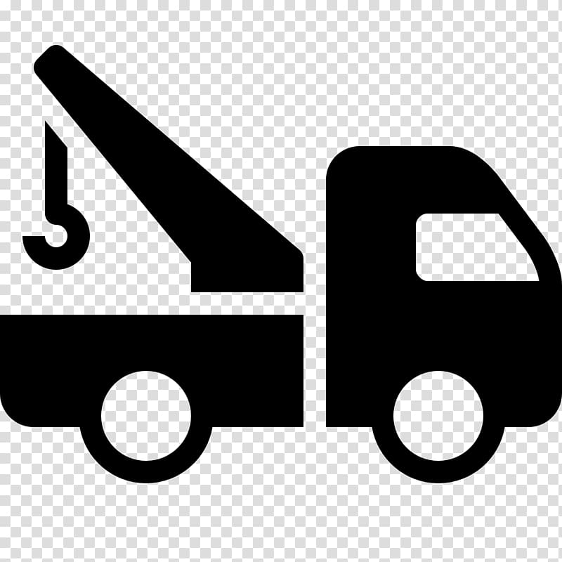 Car Tow truck Towing Computer Icons, moving transparent.