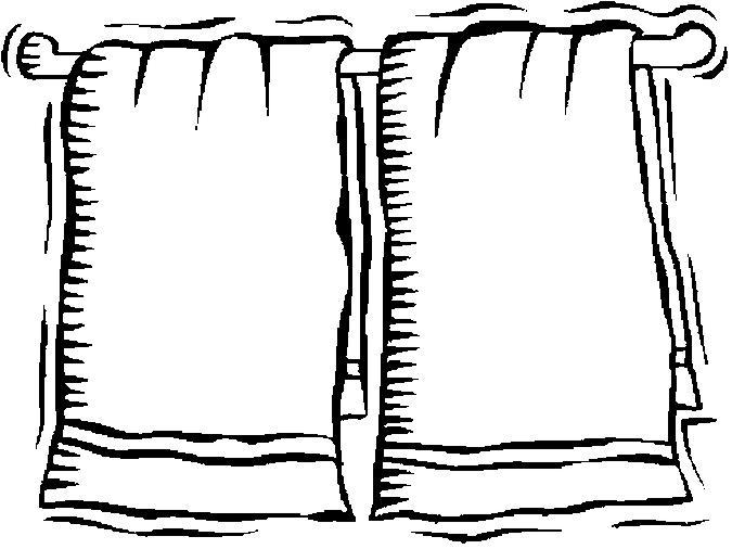 Towel Bar Clipart Clipground
