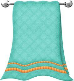 Towel clip art.