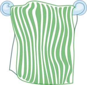 Towel Free Clipart.