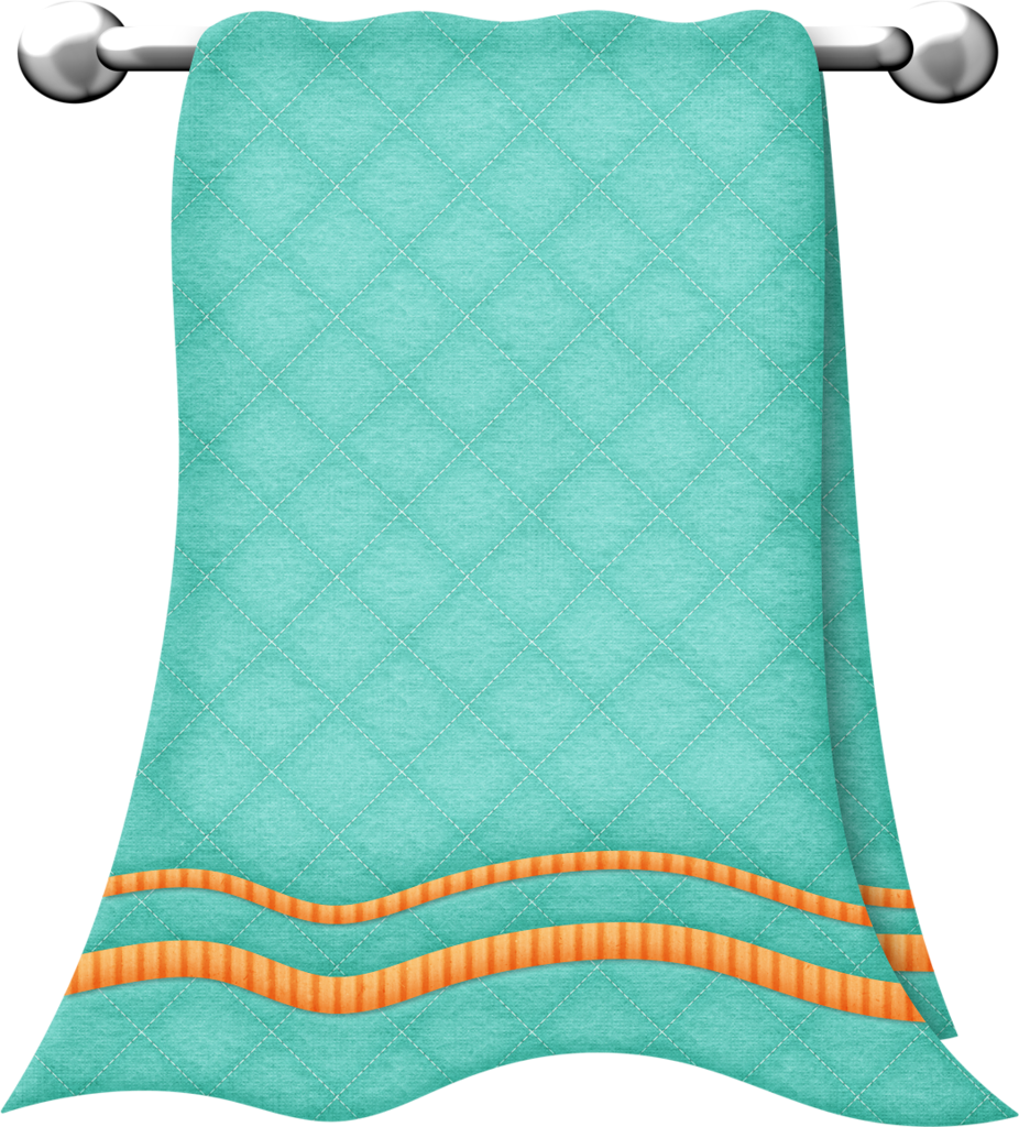 Towel clipart 1 » Clipart Station.
