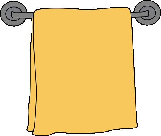 Towel Clipart.