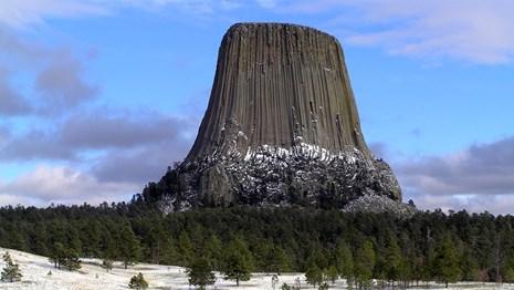 Devils Tower National Monument (U.S. National Park Service).