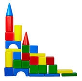 Block Tower Clipart#1865883.