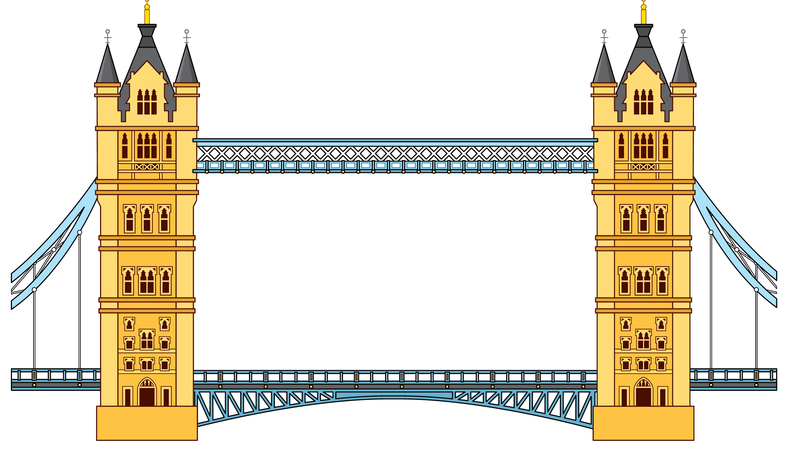 London Bridge Clipart.
