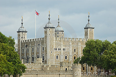 Tower Of London Royalty Free Stock Photos.