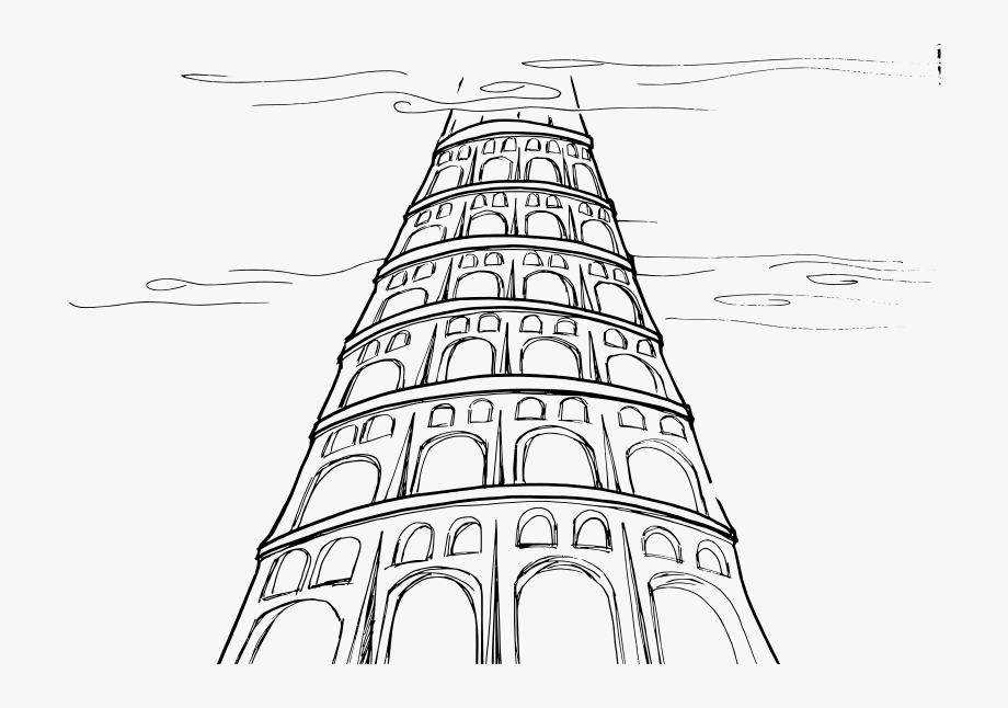 Tower Of Babel Png , Transparent Cartoon, Free Cliparts.