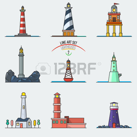 12,096 Light Tower Cliparts, Stock Vector And Royalty Free Light.