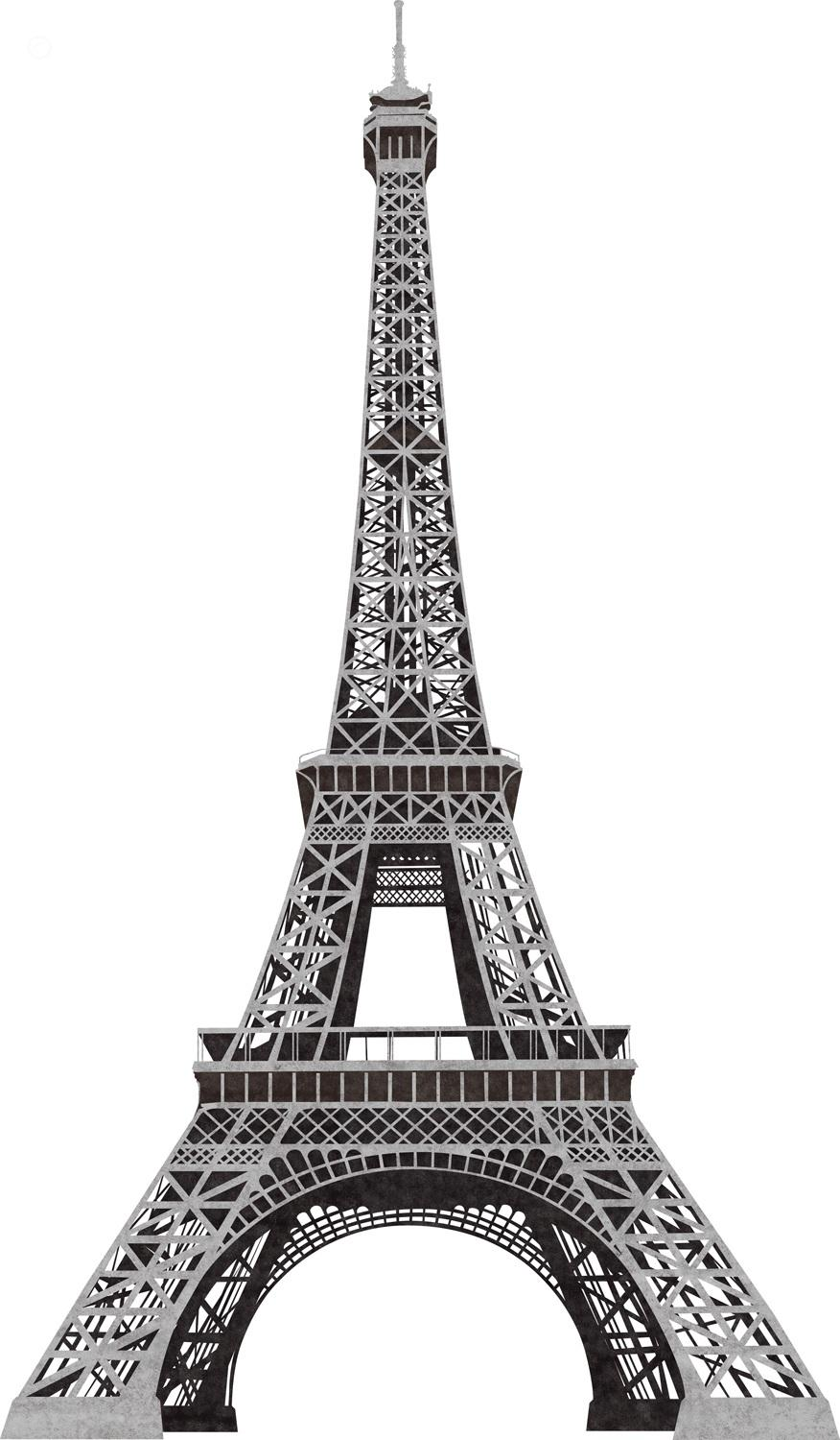 The eiffel tower clipart #16