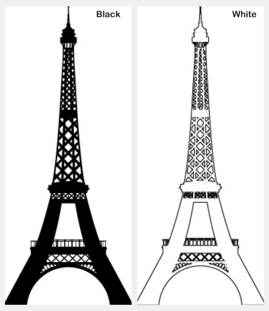 Home Interior Design 2015: Wall Decor Eiffel Tower.