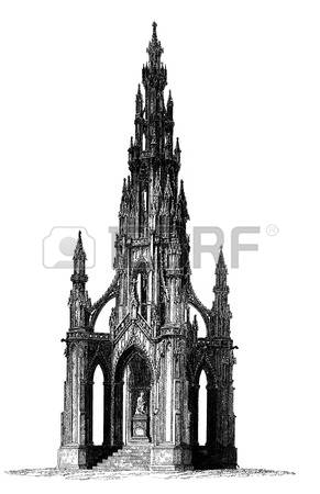 Spires Stock Vector Illustration And Royalty Free Spires Clipart.