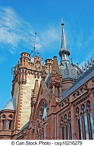 Picture of Schloss Drachensburg.