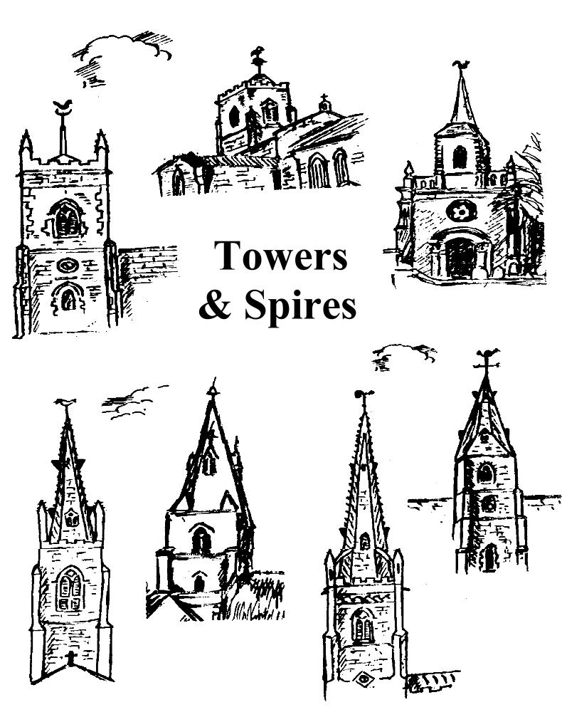Towers & Spires.