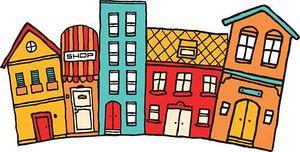 Town Clip Art Free.