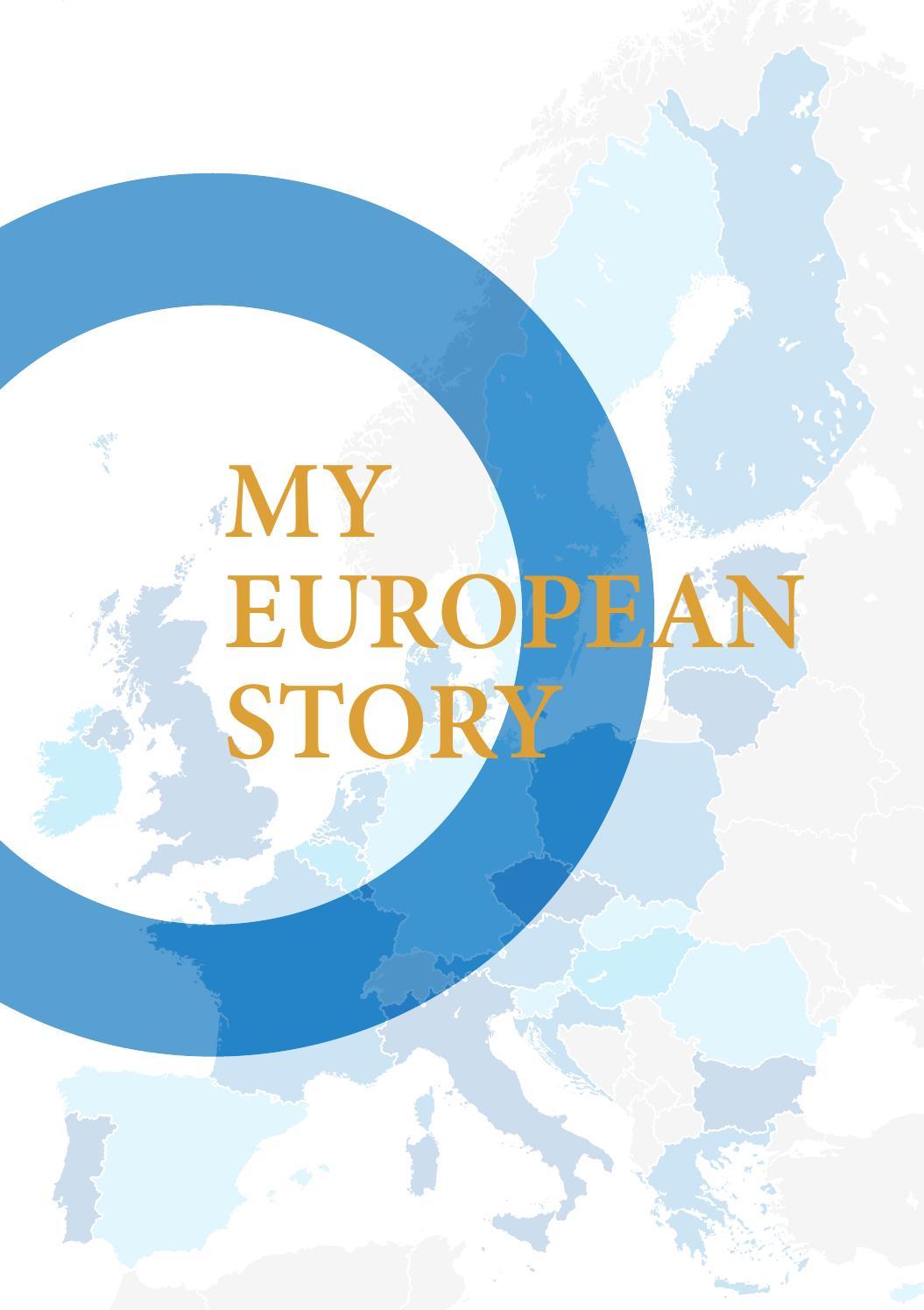 My European story by Socialna akademija.